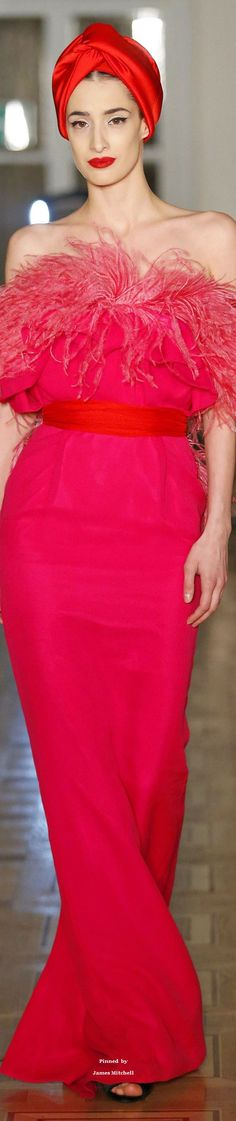 Djaba Diassamidze Collection Tbilisi Fall 2016 Pink Fashion, Couture Fashion, Fashion 2016, Burgundy Outfit, Evening Dresses, Formal Dresses, Wedding Dresses, Russian Fashion, Couture Collection