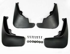 All Four Wheel's Splash Guard Mud Flaps for 2006 thru 2010 Hyundai Accent Sedan Brio Era (Exclude Hatchback) 2007 2008 2009 06 07 08 09 10 Designed for 2006-2010 Hyundai Accent Sedan/ Brio / Era  EXCULDE Hatchback Models (For OEM chassis only , do not fit models with side skirt or any sports kit.). Condition: Brand New. Material :ABS Plastic. Package Included: Four flaps for four wheels ... #phgiveu #Automotive_Parts_and_Accessories