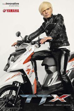Yamaha TTX Bigbang CF