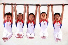 Bozhou Gymnastics Training Base, China