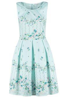 mint&berry Sukienka letnia - light greey za 269 zł (24.05.16) zamów bezpłatnie na Zalando.pl.