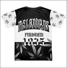 Custom all over printed street cred Melbourne t shirt Click the link in my bio @soulkreedclothing and get yours now  #melbourne #melbourneiloveyou #melbournegraffiti #melbournefashion #melbournelife #melbournecity #melbournestyle #melbourneart #melbournestreetart #melbournecentral #melbournemade #melbourneartist #marijuana #soulkreedclothing