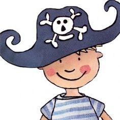 cute boy pirate
