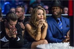 Image of Rachel McAdams in the boxing drama Southpaw