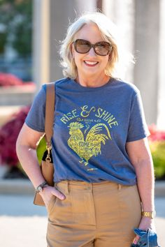 Small business, Christian brands, Graphic tees, casual and chic, women's fashion