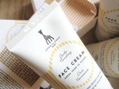 Sophie la Girafe Baby Face Cream