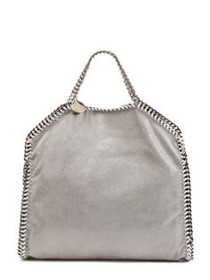 Falabella Shaggy Deer Fold Over Tote from Stella McCartney Accessories on Gilt