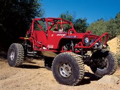 4X4 rock crawler