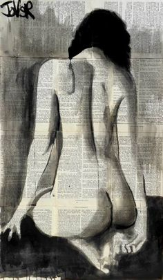 and then .....  Artist ~  Loui Jover;