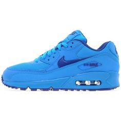 Nike Air Max 90 Junior ($91) ❤ liked on Polyvore featuring shoes, nike and sneakers