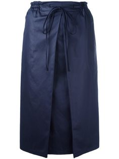 JIL SANDER Cocoon Skirt. #jilsander #cloth #skirt