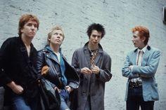 The Sex Pistols 1977