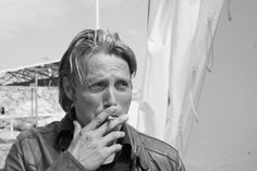 Mads & Hannibal — Mads by Peter Lindbergh