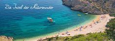 So kurz der Name, so groß das Urlaubserlebnis: Krk - Entdecken Sie die größte Insel der Adria mit ihrer einzigartigen Landschaft und dem angenehm mediterranen Klima. Lernen Sie einige der durch Naturschönheiten geprägten Kvraner Inseln kennen. Genießen Sie die Aussicht vom Meer auf die Altstadt von Krk mit ihren Stadtmauern, der Burg und dem Hafen. 4, 6 o. 7 Nächte im 3* Hotel in Njivice mit Panoramaschifffahrt.