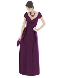 Alfred Sung Bridesmaid Dress D503 http://www.dessy.com/dresses/bridesmaid/d503/#.Va0VuxNViko
