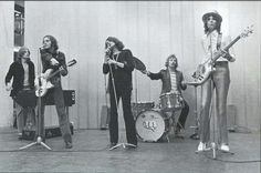 Yes rare pic 1970