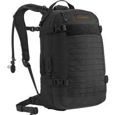 CamelBAK  Hawg 3L Military Hydration Backpack - Black