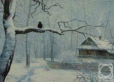 Ропяник Игорь. Морозное утро
