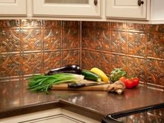 Rustic Backsplash. Interesting Kitchen Backsplash Ideas For Rustic ...