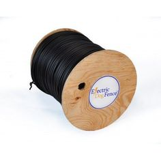 16 Gauge AWG Electric Dog Fence Wire | In-Ground Perimeter Boundary Wire | Heavy Duty Solid Copper Core | 2000 FT | 4 Acres Coverage Area ** See this great product.