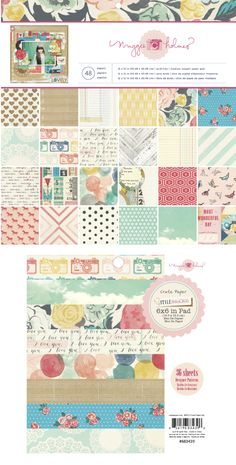 CHA 2014 Crate Paper Paper_pads