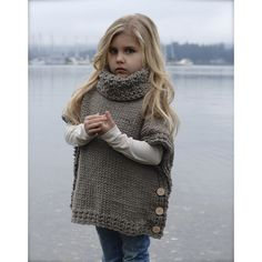 Ravelry: Azel Pullover pattern by Heidi May The velvet acorn Knitting For Kids, Knitting Projects, Baby Knitting, Crochet Projects, Free Knitting, Knitting Needles, Velvet Acorn, Heidi May, Baby Sweaters