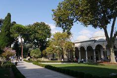 Topkapı Sarayı Bahçesi