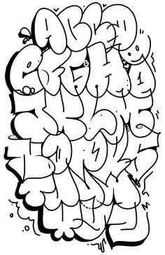 Graffiti Lettering Alphabet, Graffiti Text, Graffiti Words, Graffiti Doodles, Graffiti Writing, Graffiti Tagging, Street Art Graffiti, Graffiti Artists, Graffiti Designs