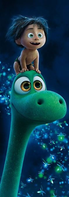 Look out, The Good Dinosaur is on it's way to cinemas this Boxing Day! Look out, The Good Dinosaur is on it's way to cinemas this Boxing Day! Pixar Movies, Disney Movies, Disney Characters, The Good Dinosaur, Cute Disney Wallpaper, Cartoon Wallpaper, Disney Cars, Arlo Und Spot, Tier Fotos