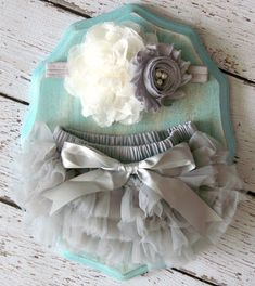 Baby Girl TuTu Bloomers Chiffon Ruffle Diaper by LolaBeanClothing Baby Girl Tutu, My Baby Girl, Tutus For Girls, Baby Time, My Little Girl, Newborn Photography, Photography Flowers, Baby Gifts, Cute Babies