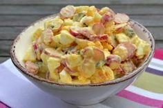 Salate Archives - Page 5 of 35 - Bucatarul Mario Batali, Hawaiian Pizza, Pizza Recipes, Pasta Salad, Potato Salad, Entrees, Nom Nom, Food And Drink, Tasty