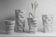 Les vases de la saison : Vases Little Gerla, Paolo Ulian et Moreno Ratti