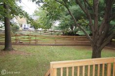 I like this fencing!