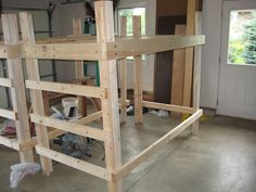 College Bed Loft (twin Xl)