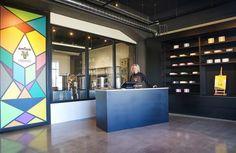 Omnom Chocolate Factory Shop - Reykjavík Iceland