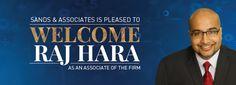 Sands & Associates Welcomes New Associate Raj Hara - Sands & Associates Sands, British Columbia, Read More, Welcome, Warm, Reading, News, Reading Books
