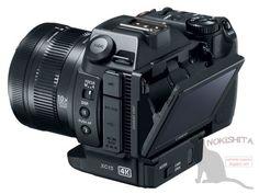 Canon XC15 4K camcorder 1