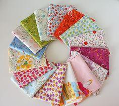 Diary of a Quilter - a quilt blog: Heather Ross Far Far Away FQ Bundle at Massdrop
