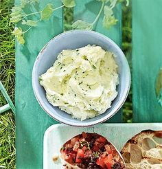 Knoblauch-Zitronen-Butter Rezept - Chefkoch-Rezepte auf LECKER.de   Kochen, Backen und schnelle Gerichte