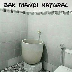 Bak mandi unik