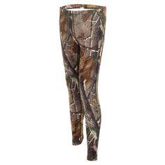 Under Armour® Women's Evolution ColdGear® Scent Control Legging #camo #hunting