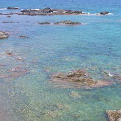 Les Carboneres a #Llançà. Quina aigua...! #costabrava