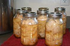 Canning Chicken 7