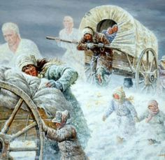 See a collection of some of the gospel art I use on this website. It includes paintings of Jesus Christ, and of other LDS Church beliefs. There are links to the artists. Mormon History, Mormon Pioneers, Lds Pictures, Church Pictures, Pioneer Trek, Pioneer Life, Lds Art, Doctrine And Covenants, Church History