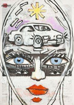 Original Fantasy Painting by Borai Kahne Ateliers Original Paintings, Original Art, Single Sheets, Saatchi Online, Tempera, Painted Paper, Medium Art, Artwork Online, Saatchi Art
