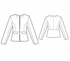 Bootstrapfashion.com - Designer Sewing Patterns, Free Trend Reports and Fashion Designer Resources Designer Sewing Patterns, Affordable Trend Reports and Fashion Designer Resources