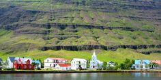 #Seydisfjordur #Islandia #Iceland