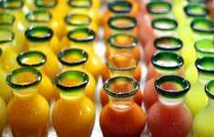 Mexican fruit juices