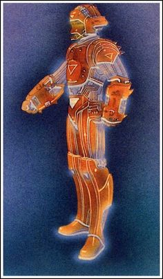 Moebius - Tron concept art