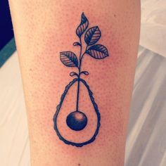 21 Ways to Declare Yourself an Avocado-Lover Through Ink